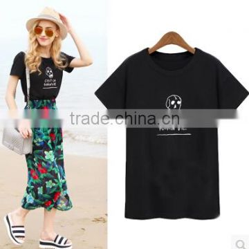 alibaba china supplier custom women t shirts with printing wholesale china