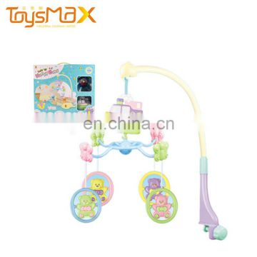 Waterproof Skin-Friendly Plastic Baby Rattle