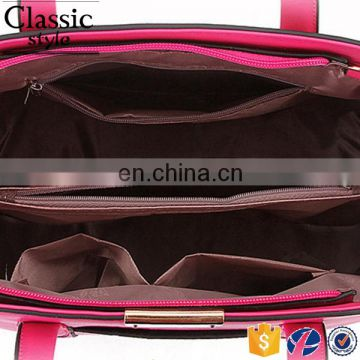 CR import export business ideas direct buy china simple and generous lady shopping handbag