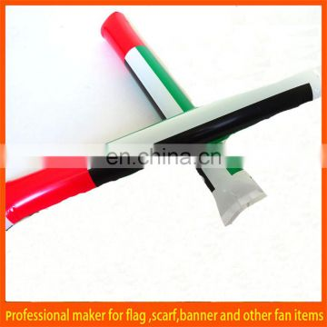 fan sport cheering balloon stick