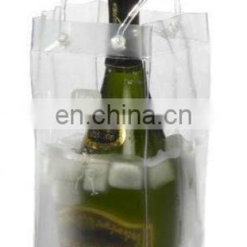 pvc waterproof bag bag with ice cube