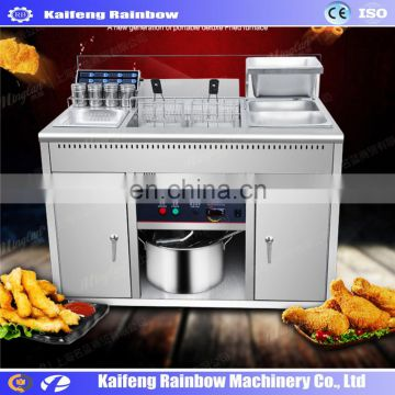 Factory Price Broasted chicken machine / used henny penny pressure fryer / kfc chicken frying machine