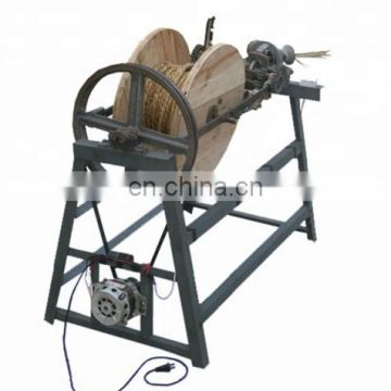 Advanced Technology High Quality Rice Straw Rope Braiding Machine
