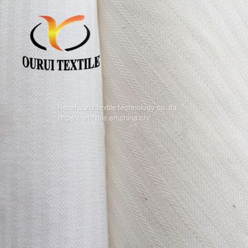 Polycotton 65/35 Fabric/ TC Fabric For Shirting , Pocket