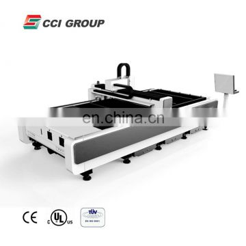 FLC3015P Hot sale stainless steel CNC Fiber laser cutter machines for Carbon Metal