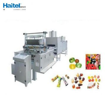 small industrial machinery gummy bear gummie machine