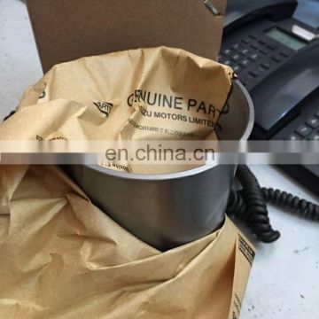 1-87811933-0 for genuine part cheap 6BG1 engine cylinder liner price