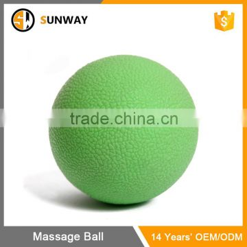 New Design High Density Durable Peanut Massage Ball
