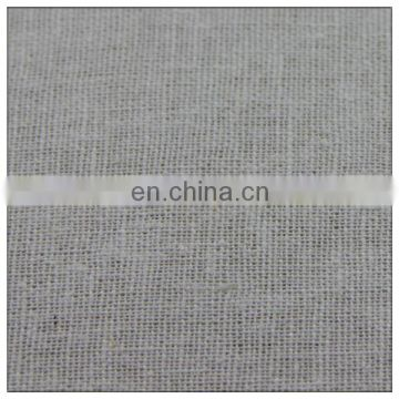 Rayon linen plain dyed fabric be fashional for making dress