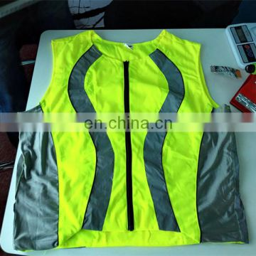 Motorcycle Riding High Visibility Reflection Jacket