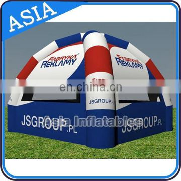 Hot Design Inflatable Spider Tent, Inflatable Dome Tent for Show, Portable Shelters, Temporary Garage, Car Shelter Tent