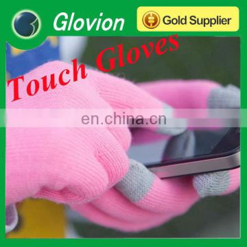 warm touch gloves smart touch screen gloves touch screen knitted gloves