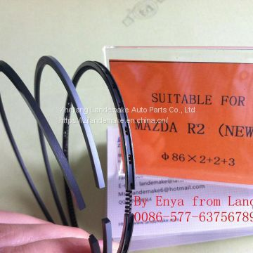 Mazda Engine Components Mazda Accessory Mazda Piston Ring Set R2 New