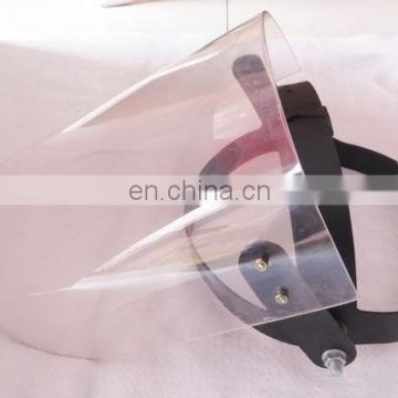 safety face shield/ chemical face shield visor / face protection shield