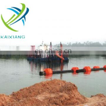 600kw Hydraulic Cutter Suction Dredger for river sand dredging
