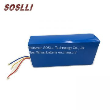3000 cycles 36V 12Ah lithium iron phosphate LiFePO4 battery pack for e bike