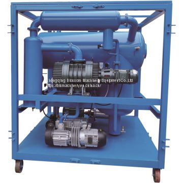 Vacuum Turbine Lube Oil Purifier