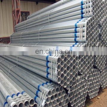 Galvanized scaffolding tube from factory