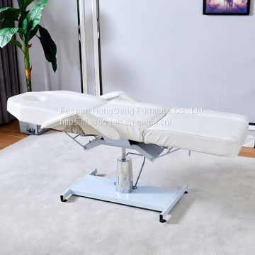 kosmetiliege spa folding massage bed facial bed hydraulic massage chair