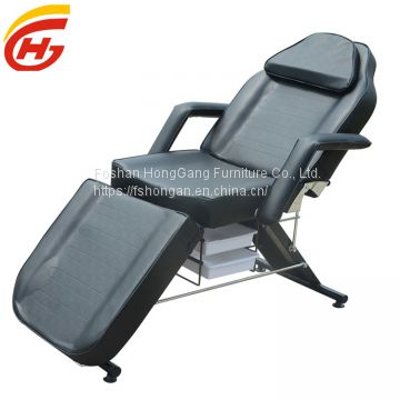 Popular Salon Facial Bed Salon Spa Table Functional Massage Chair