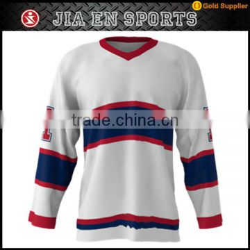f7be7cff58c hot sale 100% polyester full sublimation custom design italy hockey jersey  sportswear of Ice hockey wear from China Suppliers - 144429332