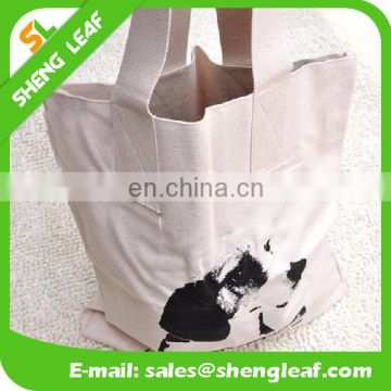 High quality wholesale cotton canvas tote bag