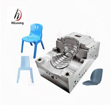 Taizhou hiloong plastic mould company for plastic chairs