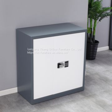 Steel drawer furniture swing door storage cabinet Stable File Cabinet