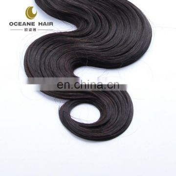 Double drawn wholesale 8a grade human hair