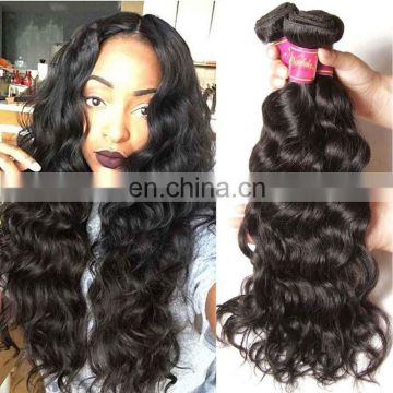 8A virgin hair body wave mink brazilian hair bundle hair weaving