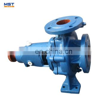 China supplier centrifugal horizontal water pump list