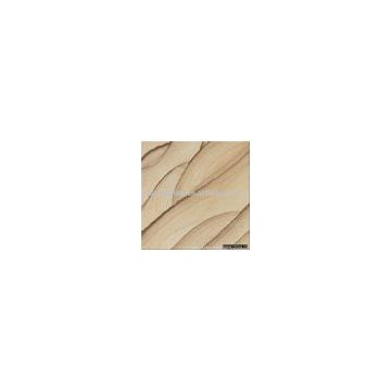 Sandstone Tile Slab Yellow Wooden Wave