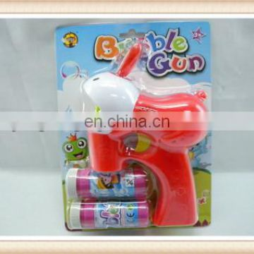 Plastic Funny summer toys wholesale bubble shooter gun toy
