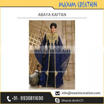 Newly Designed Abaya Style Islamic Clothing for Wedding