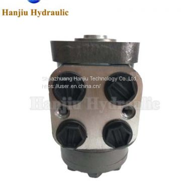 Continuous Operation Hydraulic Steering Motor Steering Units BZZ For Forklift / Tractor
