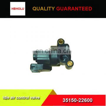 Idle air control valve 35150-22600 with good quality