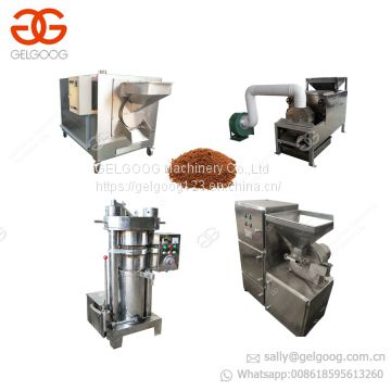 Cocoa Processing Plant Cocoa Powder Machine