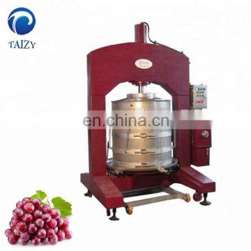 High capacity Hydraulic ice Grape wine making Machine