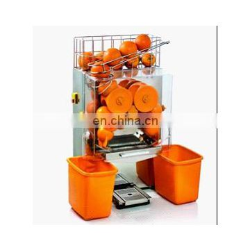 Stainless steel auto pomegranate /  apple /  lemon /  orange juice extractor