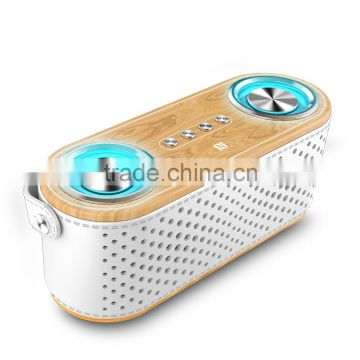 5200mAh Power Bank Bluetooth Wireless Stereo Speaker RM2-2 for Computers & Smartphones