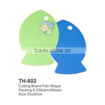 Fish Shape Chopping Board/Cutting Board TH-602