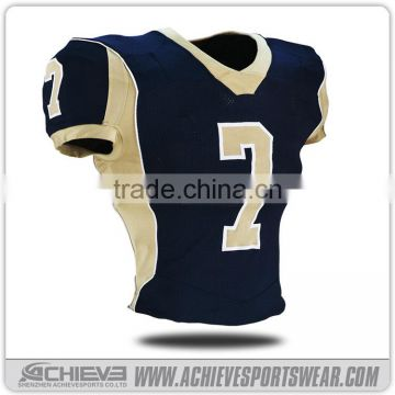 3a27ef170 Custom american football jersey sublimation american football uniform youth american  football jersey wholesale of American Football Wear from China ...
