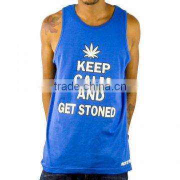 Custom Keep Calm T-shirt 2013 Cheap Tank Tops for Men