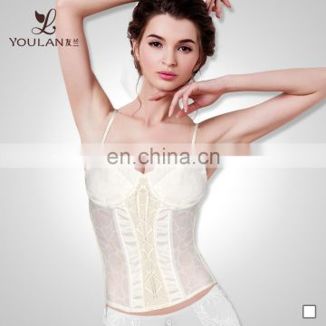 Bridal Waist Trainers Sexy Women Body Shaper Slimming Corset