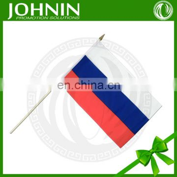 white pole beat quality cheap advertising flags