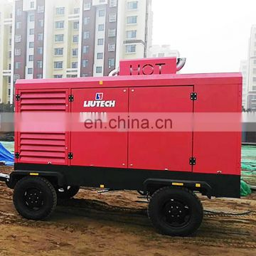 high quality diesel for digging air compressor japan with CE certificate