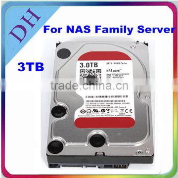 Nas discos duros sata new 3.5'' internal hdd for nas family server 7200rpm speed