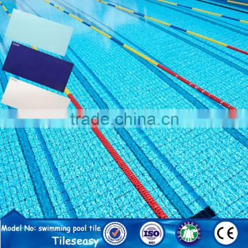 244 standard olympic-size swimming pool tile for sale of ...