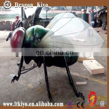 2015 High Quality Outdoor Park Equirment Animatronic Fly for Sale