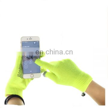 Wholesale knitted texting gloves